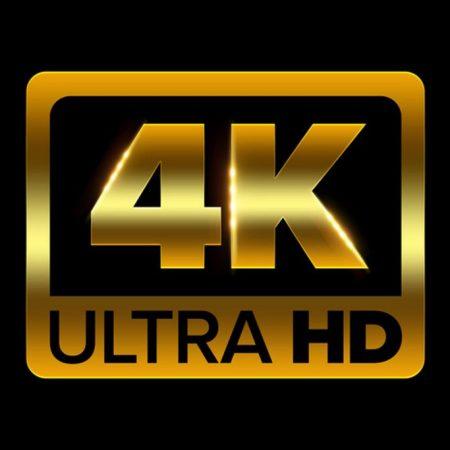4k uhd logo