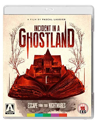 Incident in a Ghostland blu ray from arrow