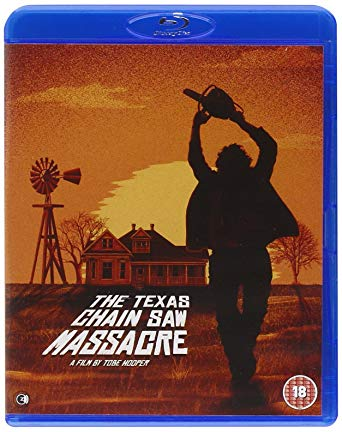 Texas Chainsaw Massacre BLU RAY REVIEW