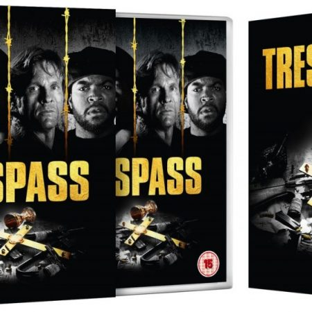 trespass blu ray