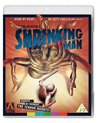The Incredible Shrinking Man blu ray review
