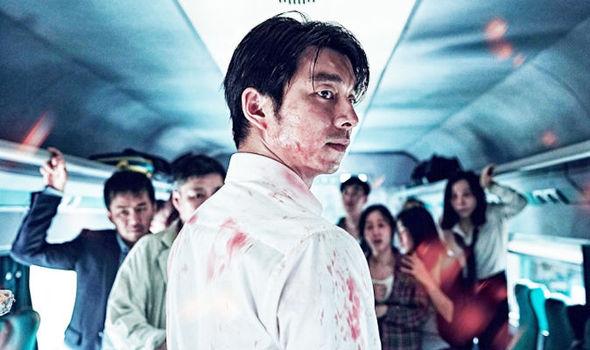 Train To Busan blu ray review