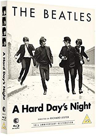 a hard days night blu ray review