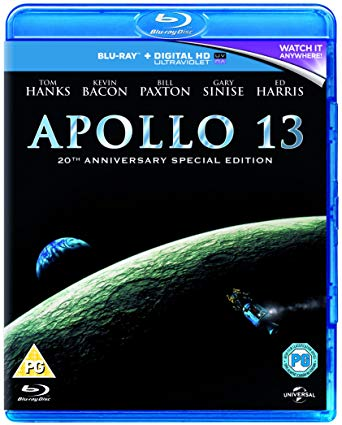 Apollo 13 blu ray review