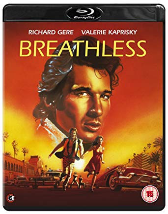 breathless blu ray review
