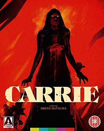 carrie blu ray arrow