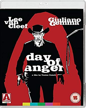 day of anger blu ray review
