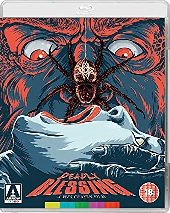 deadly blessing blu ray