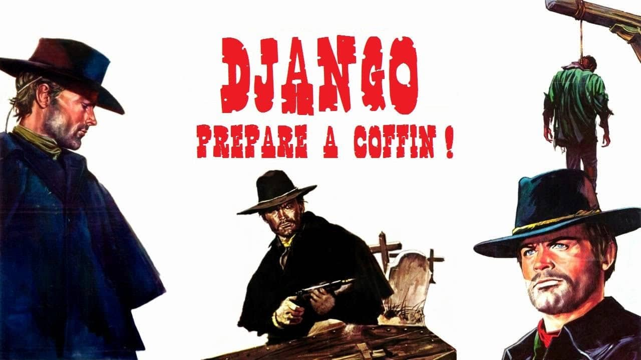 django prepare a coffin poster