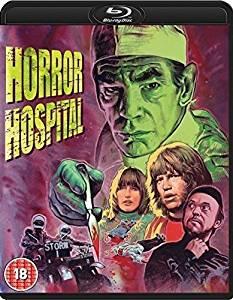 horror hospital blu ray review