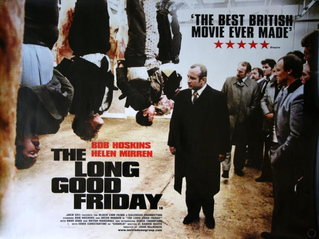long good friday poster