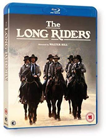 long riders blu ray