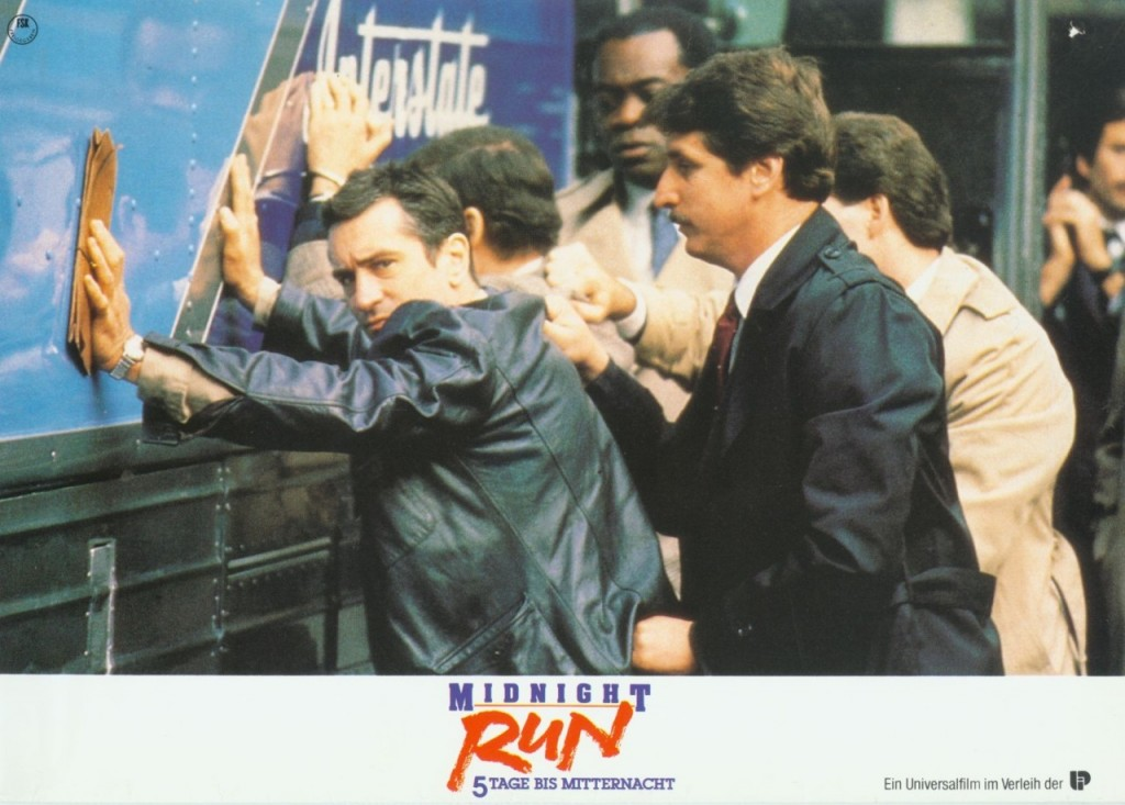 midnight run lobby card
