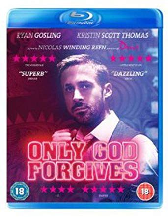 only god forgives blu ray review