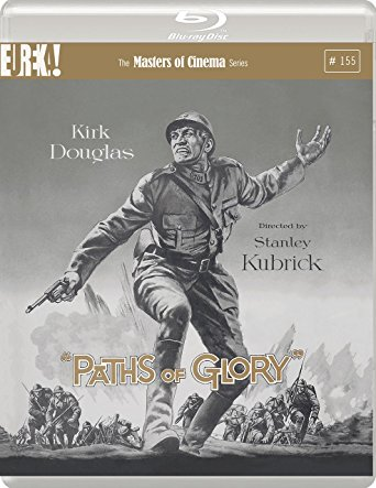 paths of glory blu ray review