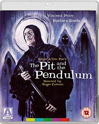 pit and the pendulum blu ray review
