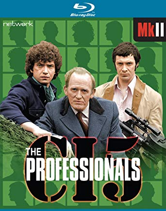 professionals series 2 blu ray review