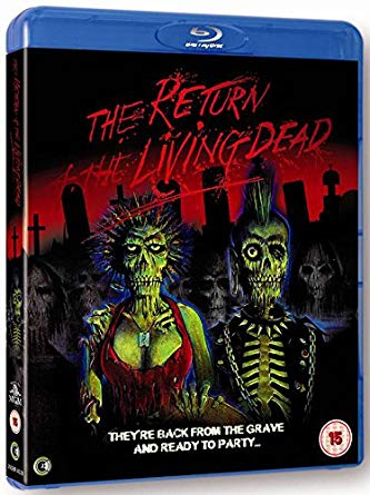 return of the living dead blu ray