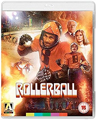 Rollerball Blu Ray Review
