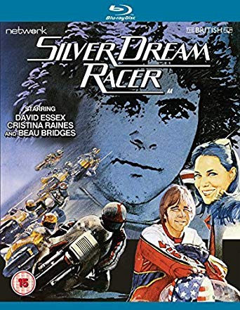 silver dream racer blu ray review