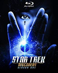 star trek discovery season 1 blu ray