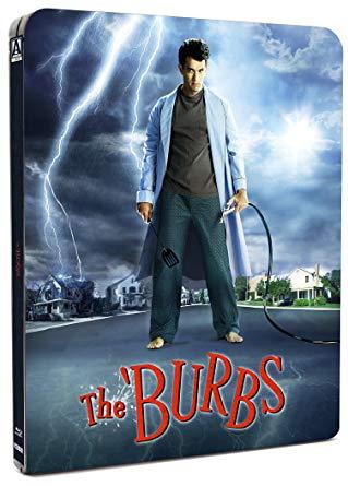 the burbs blu ray steelbook
