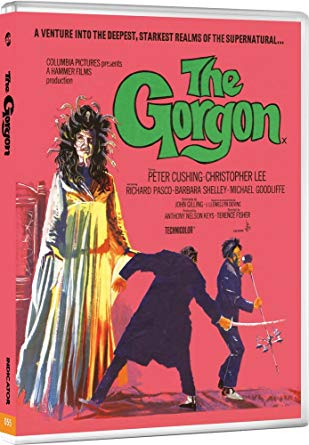 the gorgon blu ray review