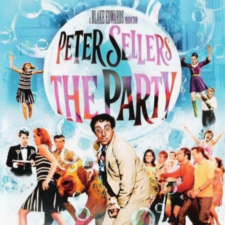 the party 1968 poster