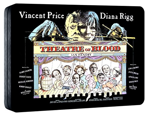 theatre of blood blu ray tin