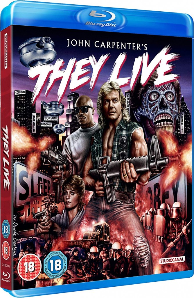 they live blu ray review