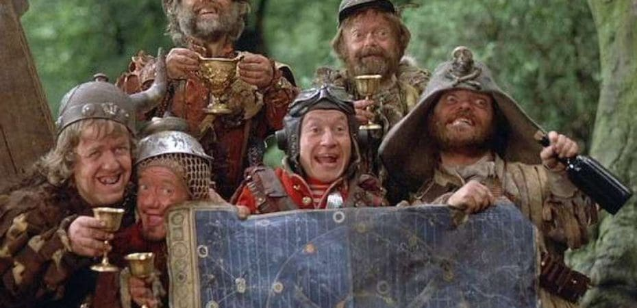 time bandits cast