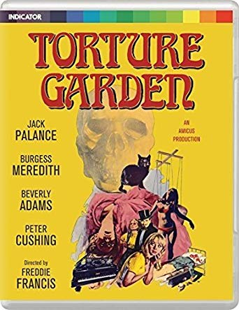Torture Garden Blu Ray Review