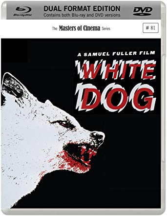 white dog blu ray
