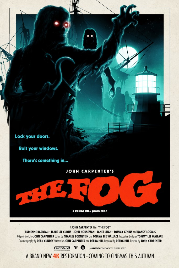 the fog john carpenter blu ray