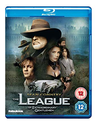 league of extraoridinary gentleman blu ray release